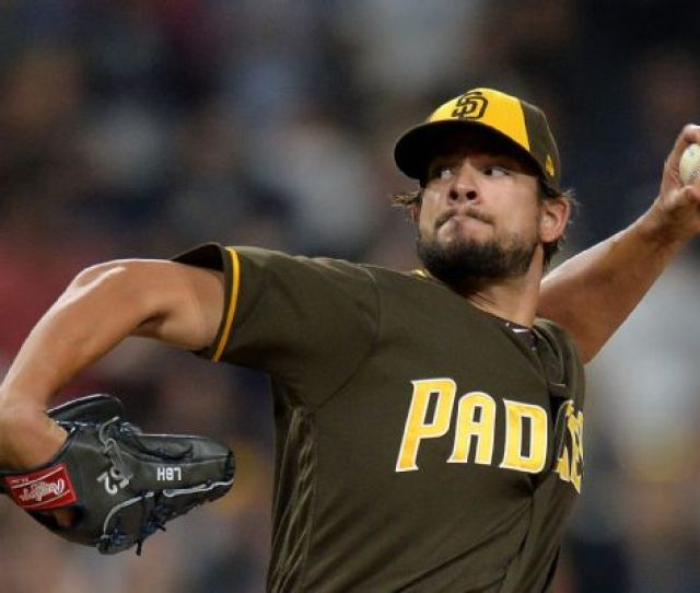 Padres Sign Closer Hand To  Year Contract