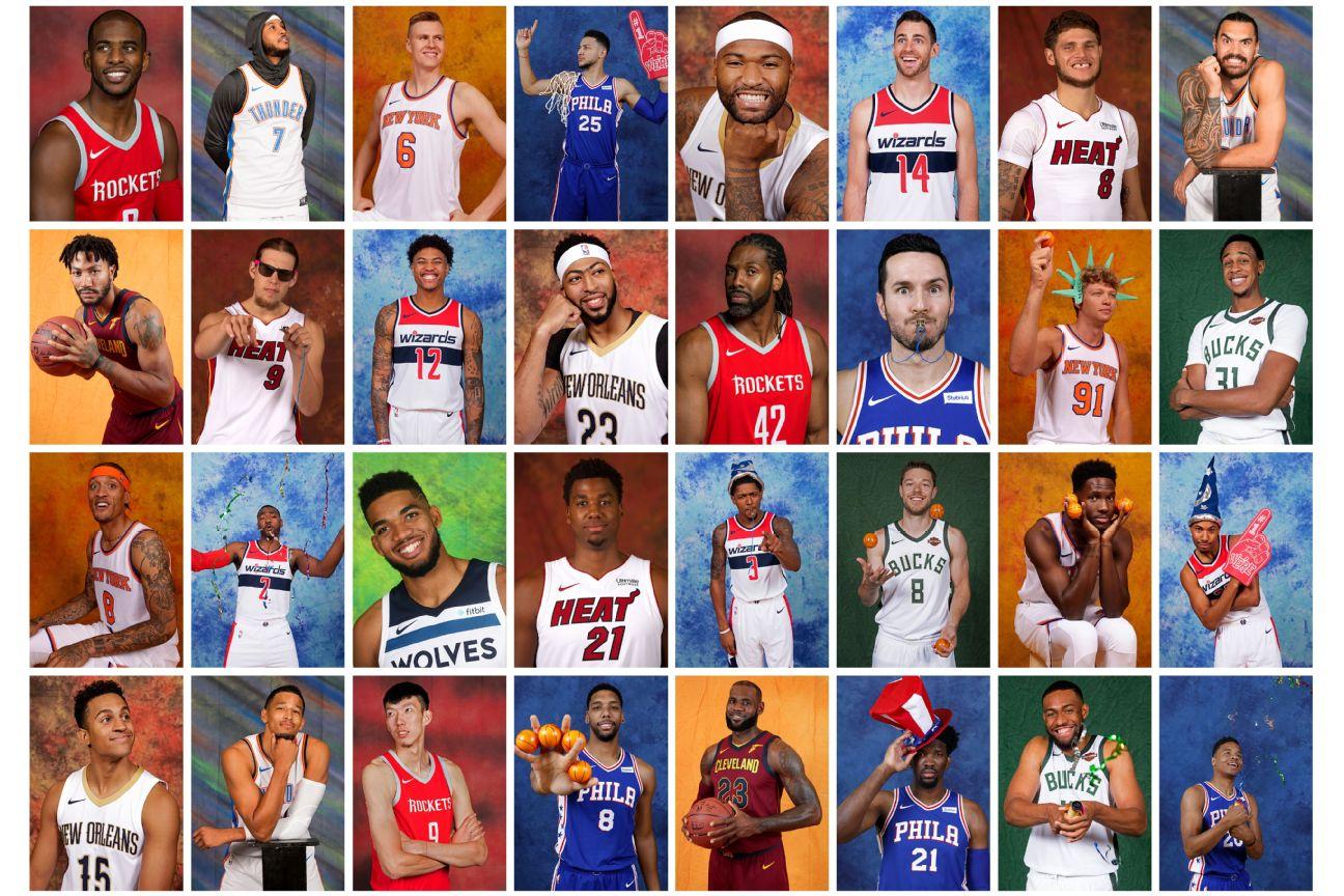 Famous Basketball Players Same Team