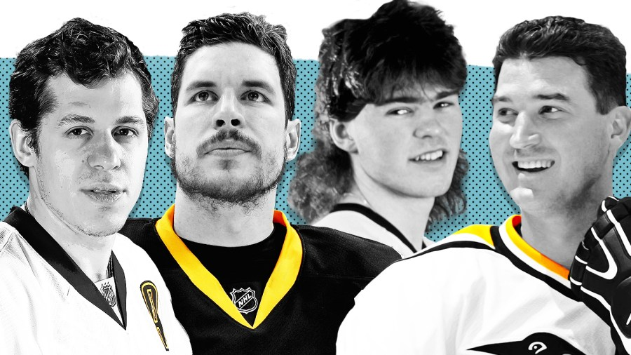 Pittsburgh Penguins Hockey   Penguins News  Scores  Stats  Rumors     Mount Puckmore  Four players who define each Metro team