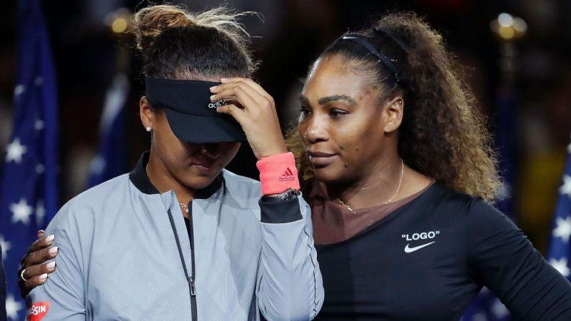 US Open 2018 - Naomi Osaka was denied her magic moment