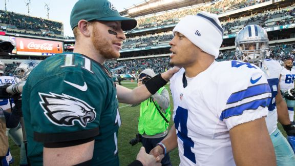 Eagles at Cowboys: Who will rule the NFC East in 2019 and beyond?