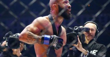 Ex-UFC champ Johnson KO'd in ONE title bout