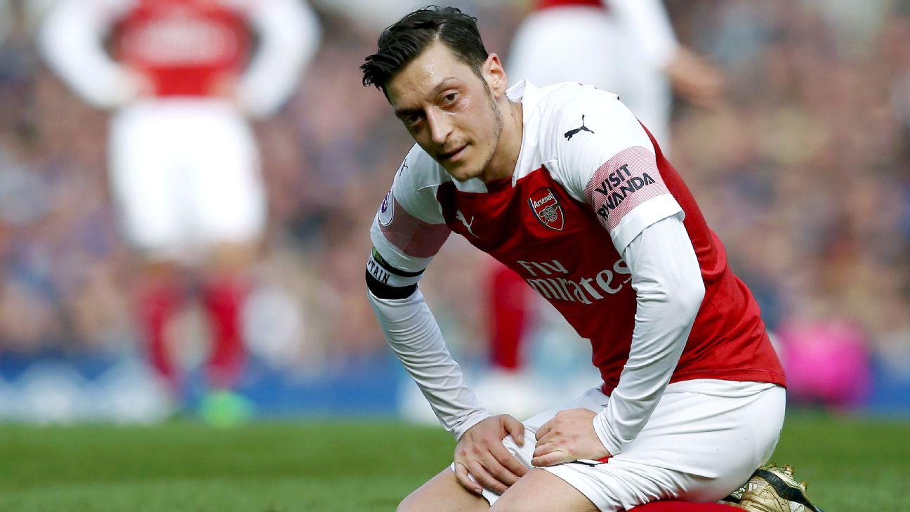 Everton vs. Arsenal - Football Match Report - April 7, 2019 - ESPN