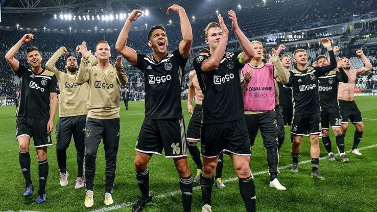Ajax knocked out holders Real Madrid and Juventus on their way to the semifinals. Are Tottenham next on their list?