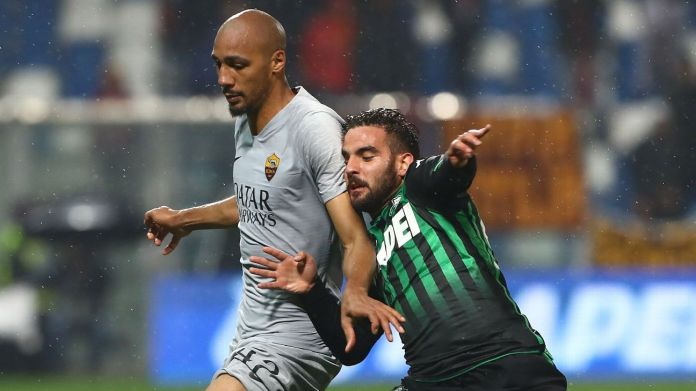 Sassuolo vs  AS Roma - Football Match Report - May 18, 2019