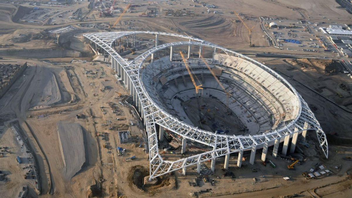 Image result for sofi stadium