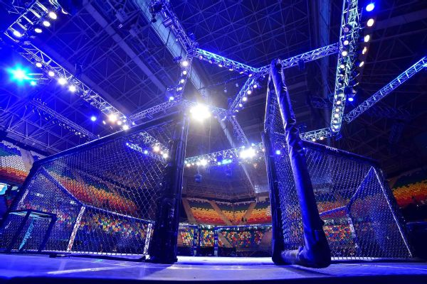 UFC parent company goes public with stock sale