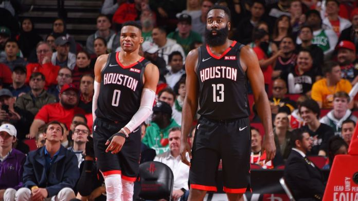 James Harden and Russell Westbrook tease potential with big performances