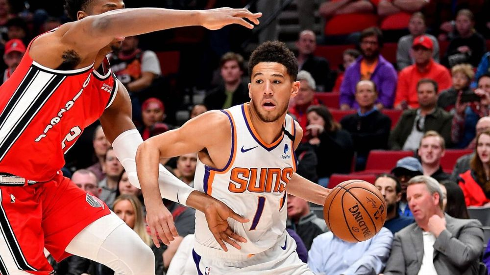 Five NBA things I like and don't like, including Devin Booker showing  skills like Chris Paul