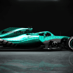 Reimagining The Liveries Of The F1 Grid