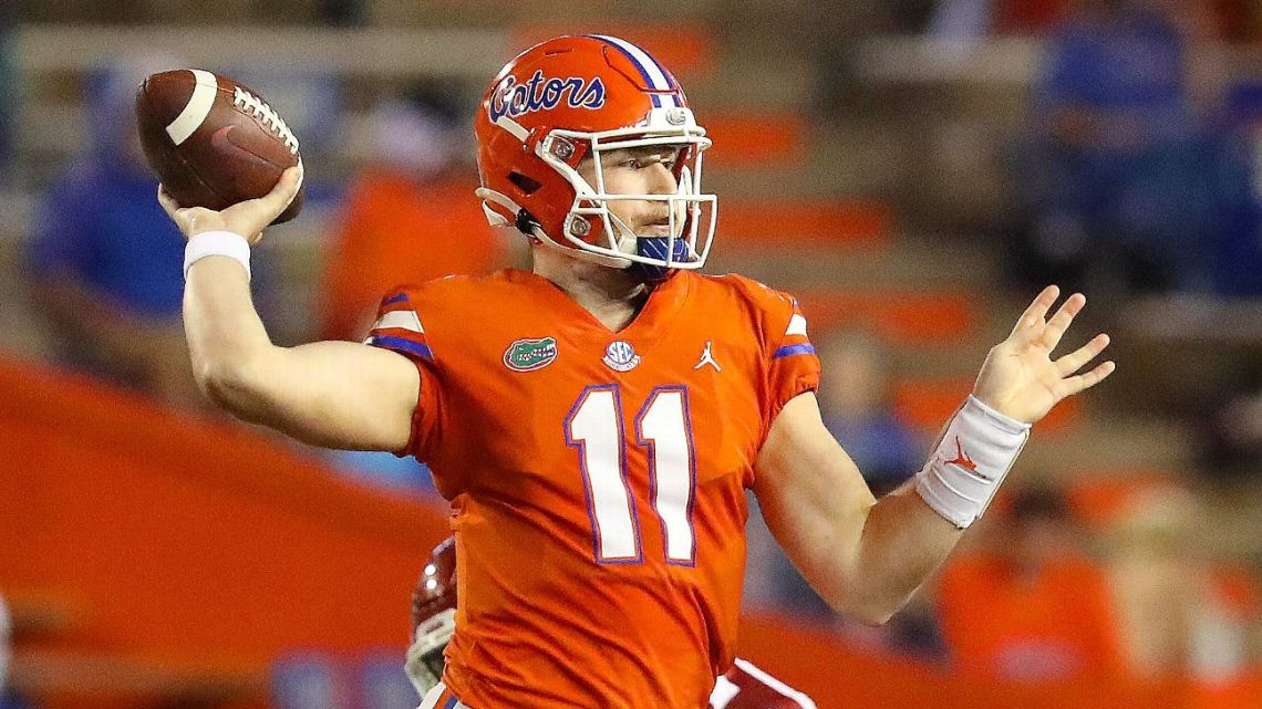 Heir apparent? Bucs draft Trask as Brady backup