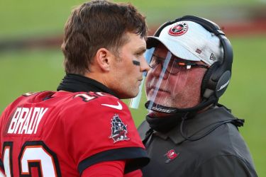 Arians: Brady might be 'coaching' at minicamp