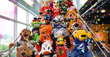Googly eyes, Sasquatch suits and a runaway booger: Welcome to the Mascot Hall of Fame