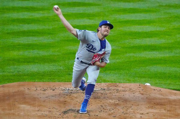 Bauer baseball probe concerns Dodgers' Roberts
