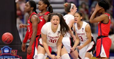 Stanford holds off Arizona for first title since 1992