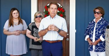 How Nick Saban and Tuscaloosa formed an 'unbreakable bond' after a tornado 10 years ago