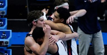 Gonzaga faltered, but its rise remains one of college basketball's amazing tales