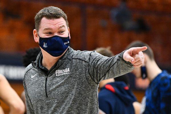 Arizona hires Gonzaga's Lloyd as head coach