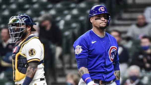 How one simple pitch is causing the Cubs' historic offensive struggles