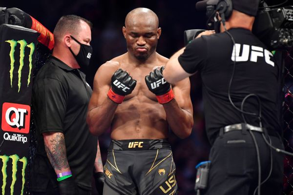 Usman knocks Masvidal out cold to win rematch