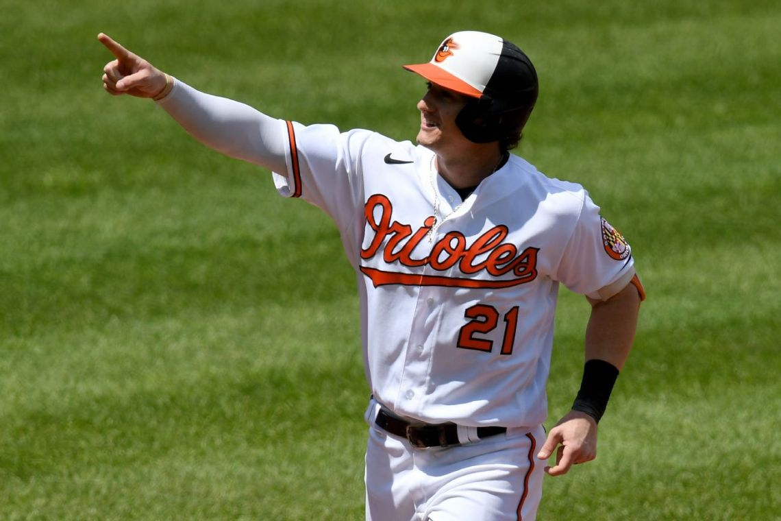 A's 13-game win streak ends with Orioles' rout