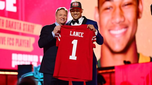 R847553 608X342 16 9 2021 Nfl Draft -- Live Analysis Of Every Selection