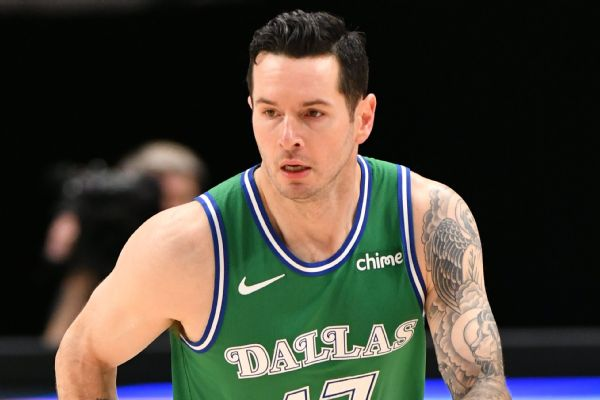 Redick, 37, to retire after 15 seasons in NBA