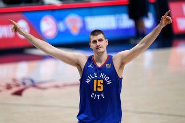 Nuggets big man Jokic wins first NBA MVP award