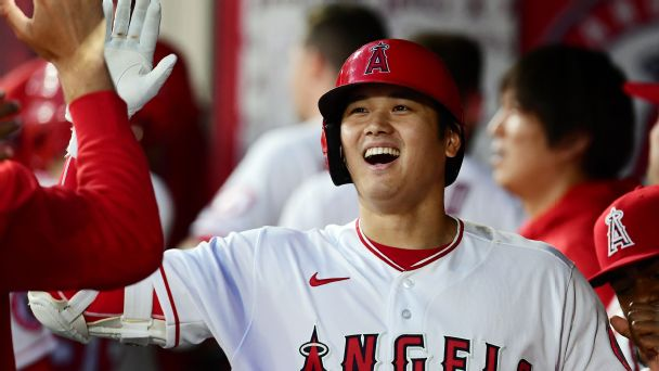 R875659 608X342 16 9 How Shohei Ohtani Won The Night Without Winning The Home Run Derby