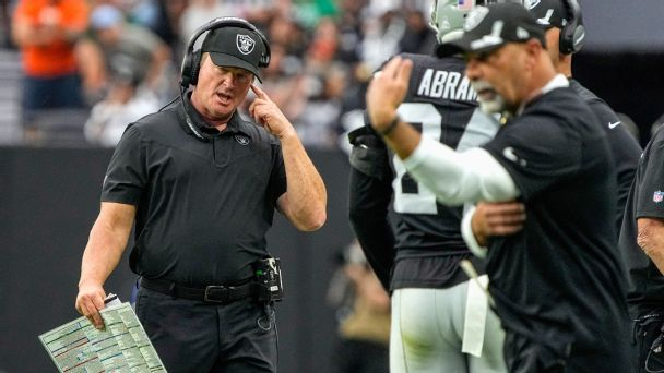 Barnwell: How Jon Gruden's roster-building left the Raiders in terrible shape, and what's next