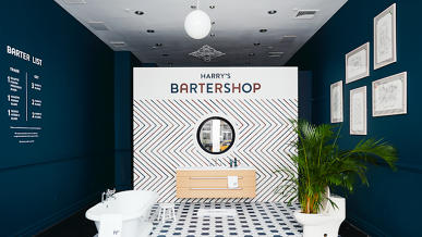 Harry's Bartershop -