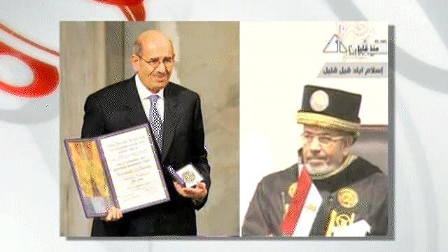 القبعة التي ارتداها الرئيس المصري محمد مرسي أثناء تسلمه الدكتوراة الفخرية من إحدى الجامعات الباكستانية خلال زيارته لباكستان أثارت تغريدات ساخرة لمرتادي تويتر وفيسبوك