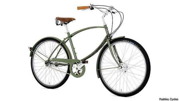 Bicicleta Parabike