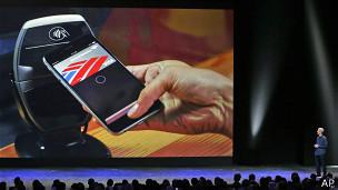 Presentacion del Apple pay
