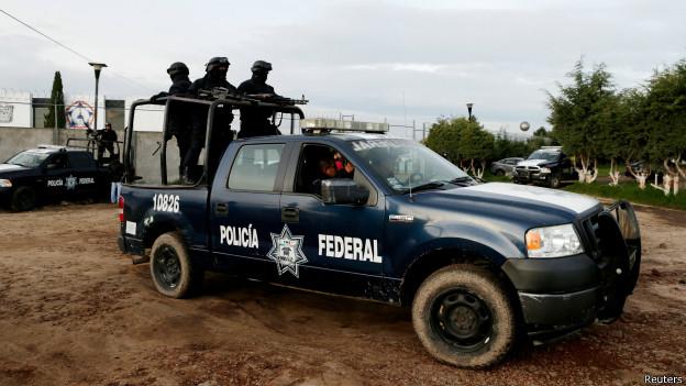 Operación para recapturar a El Chapo Guzmán