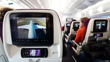Avión Qantas