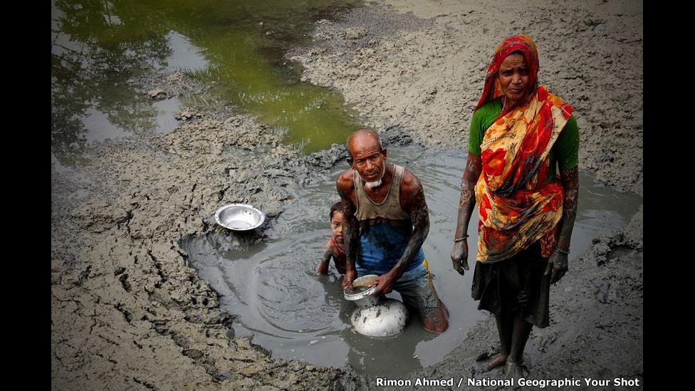 Victim of Climate Change por Rimon Ahmed / Your shot