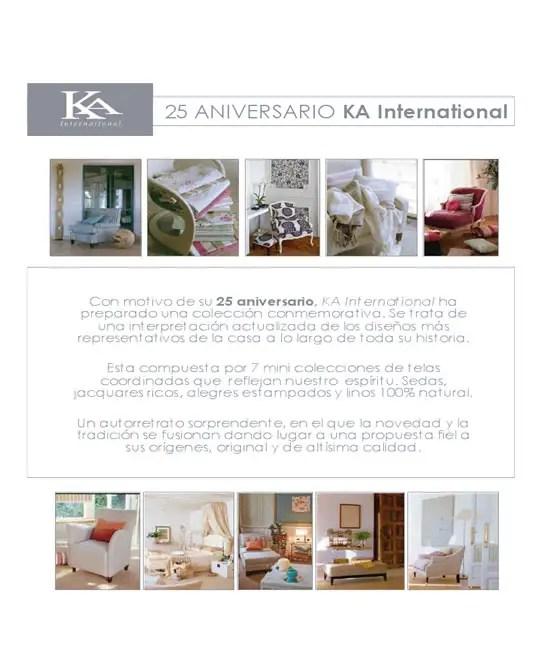 25 aniversario de KA Internacional