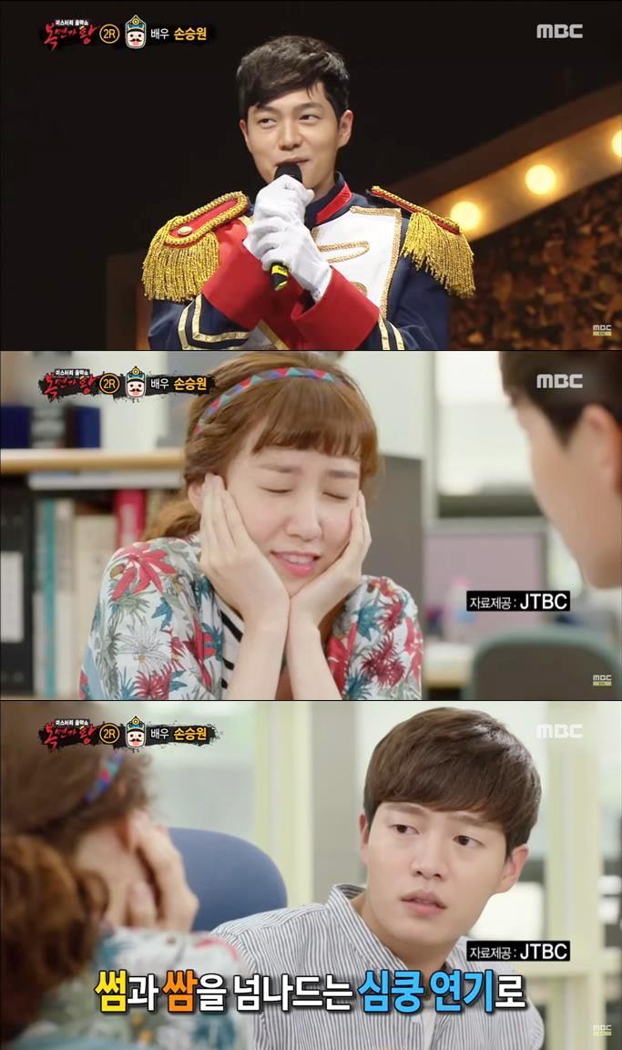 《蒙面歌王》被評審團認定100%是歌手!結果卻是主演《青春時代》的他啊~! - KSD 韓星網 (綜藝)