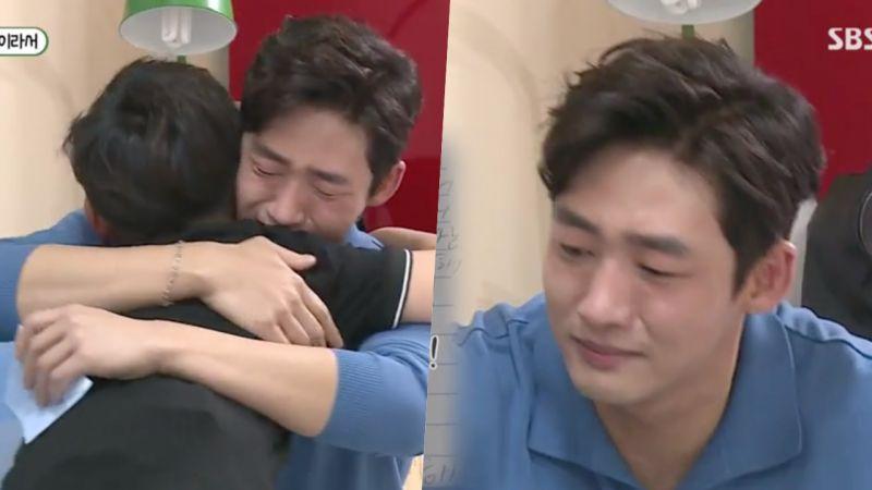 《我家的熊孩子》李太成讀兒子的信爆哭:「唯一遺憾遺是兩歲就離開媽媽」 - KSD 韓星網 (綜藝)