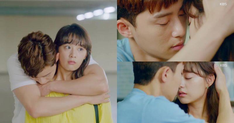 《三流之路》第11集樸敘俊&金智媛甜蜜氛圍藏不住 KISS抱抱「我還要」簡直沒完沒了啊~ - KSD 韓星網 (韓劇)