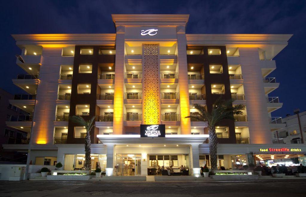 Xperia Grand Bali Hotel - All Inclusive in Alanya, Turkey ...