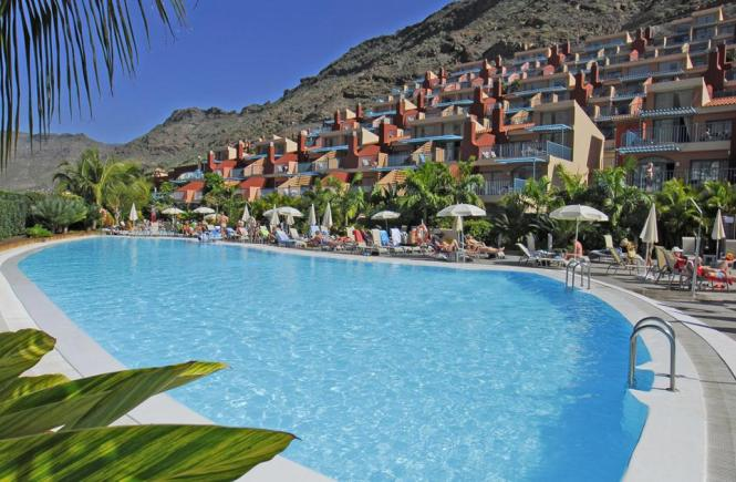 Cordial Mogan Valle Apartments In Gran