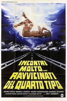Poster do filme Very Close Encounters of the 4th Kind