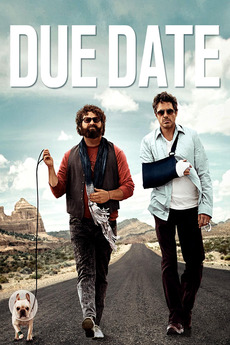 Due Date 2010 directed by Todd Phillips Reviews film