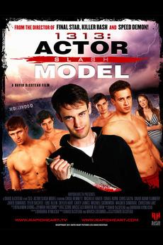 Poster do filme 1313: Actor Slash Model