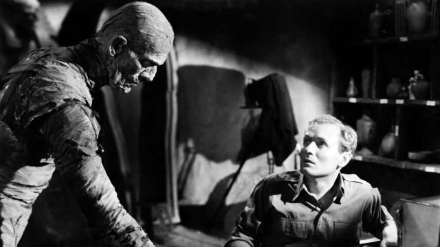 The Mummy (1932) directed by Karl Freund • Reviews, film + cast • Letterboxd