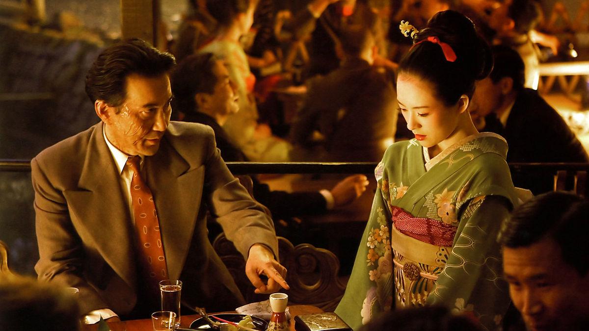 Afbeeldingsresultaat voor memoirs of a geisha