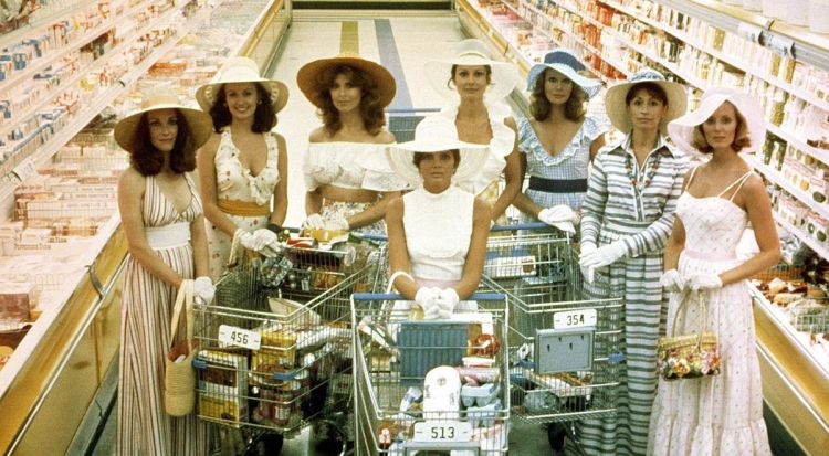 Resultado de imagen de stepford wives 1975