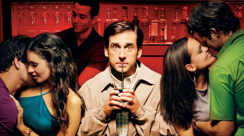 The 40 Year Old Virgin (2005) directed by Judd Apatow • Reviews ...